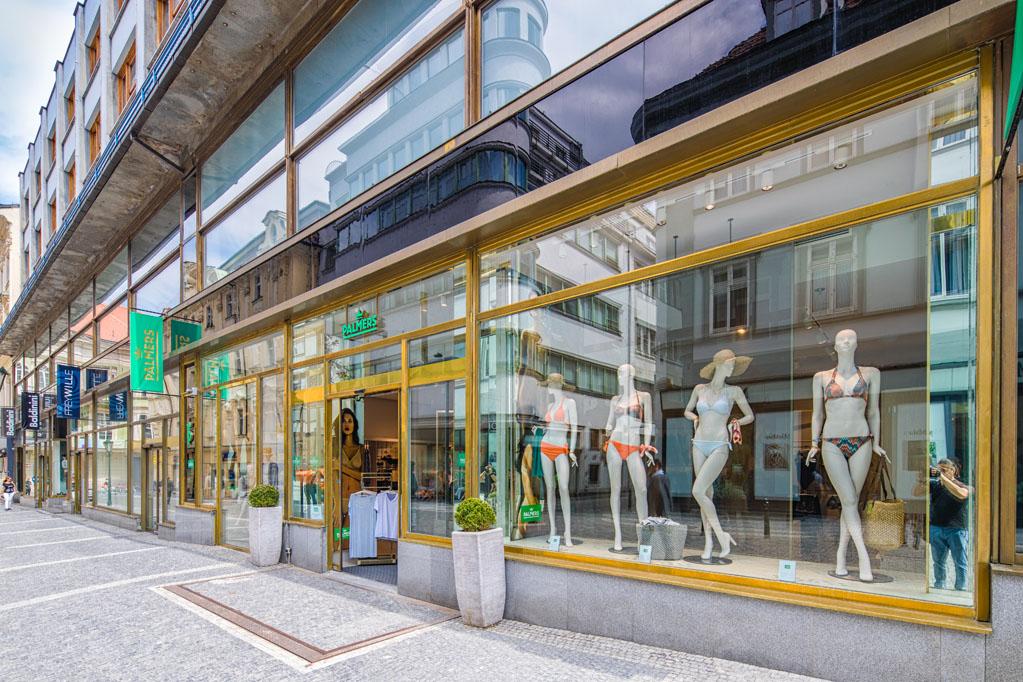wyposażenie sklepów handlowych
