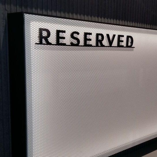 Salon Reserved w Liptowskim Mikułaszu przygotowany przez Ergo Store