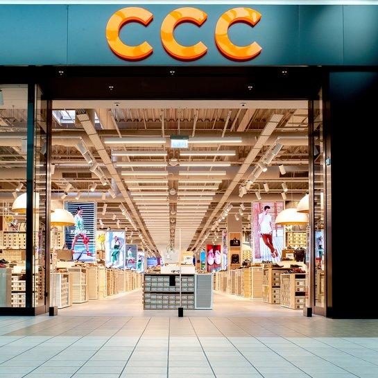 Seria produkcji Ergo Store dla grupy CCC w południowo-wschodniej Europie