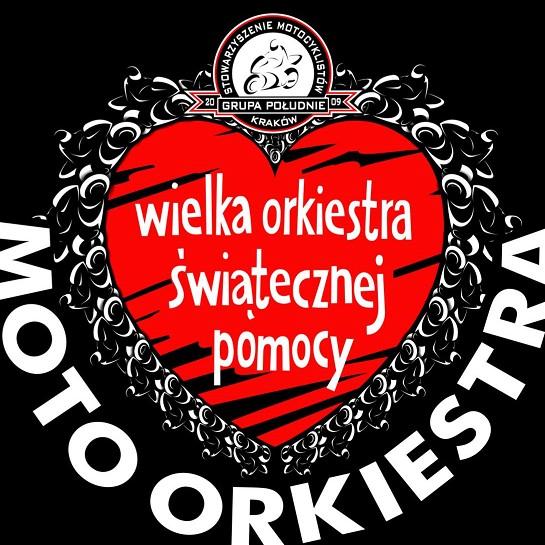 Finał WOŚP 2019 – Ergo Store po raz kolejny sponsorem Moto Orkiestry w Krakowie
