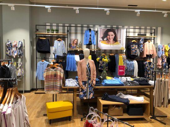 Kolejne sklepy More & More w Niemczech przygotowane przez Ergo Store