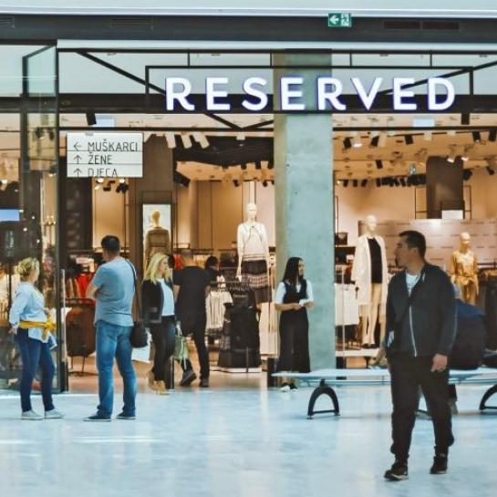 Pierwsze sklepy grupy LPP w Bośni i Hercegowinie Ergostore