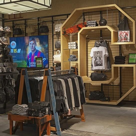 sklep Cropp przygotowany przez Ergo Store 2