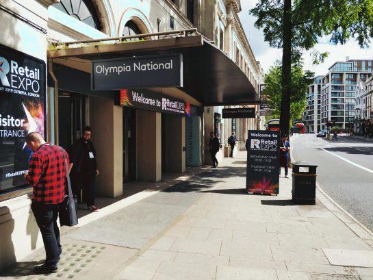 Ergo Store po raz kolejny na RetailEXPO w Londynie