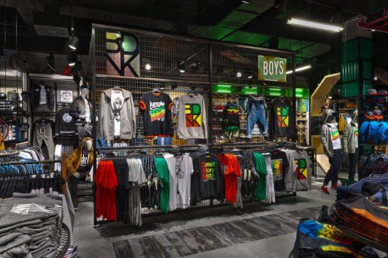 Kolejne sklepy grupy LPP w Rosji przygotowane przez Ergo Store