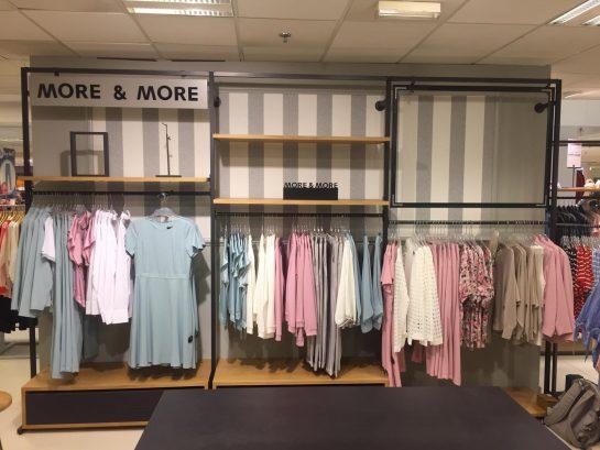 Nowe sklepy More & More w Belgii przygotowane przez Ergo Store