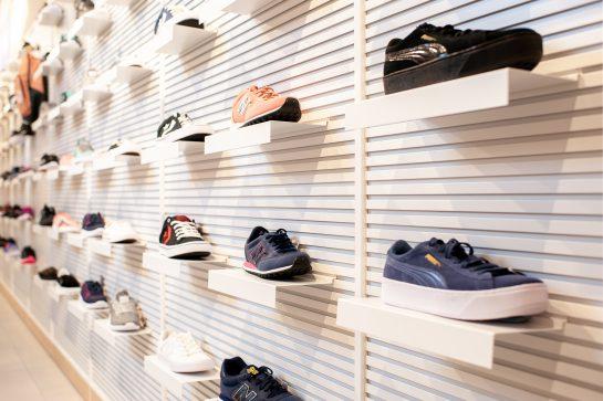 Kolejny sklep CCC na Bałkanach przygotowany przez Ergo Store