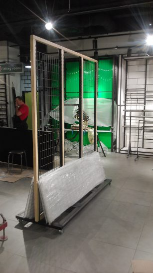Salon Cropp w Czelabińsku kolejną produkcją Ergo Store dla grupy LPP w Rosji