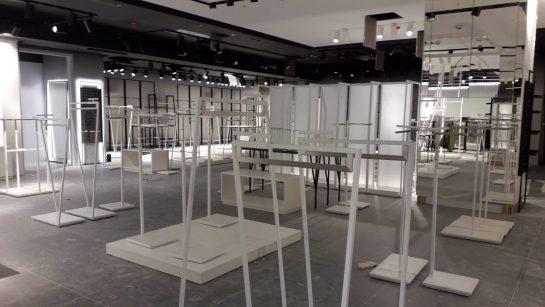 Zakończył się montaż salonów Reserved i Mohito w Helsinkach – pierwszy etap projektu dla grupy LPP za nami