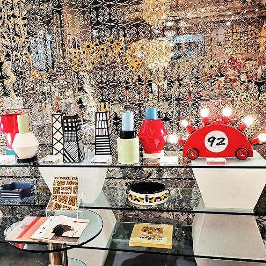 Concept store - in search of a magical shopping experience