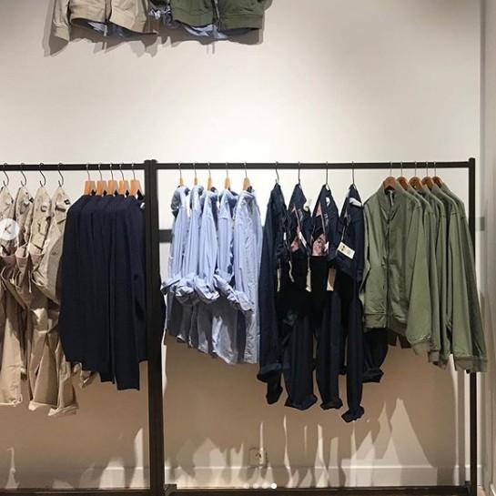 Kolejny sklep Dockersa we Francji przygotowany przez Ergo Store