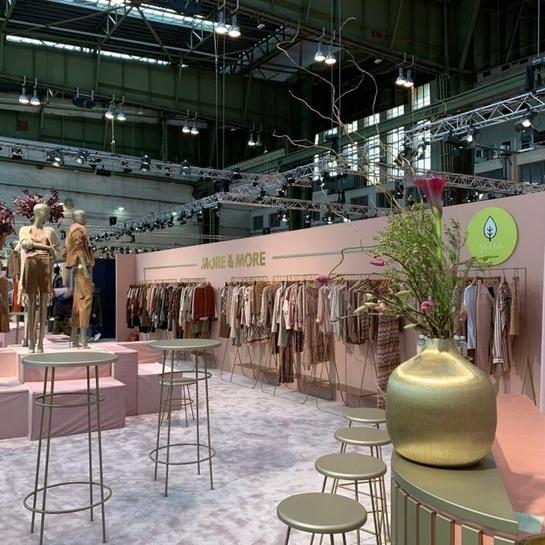 Ergo Store przygotowało stoisko marki More&More na targi Panorama Berlin