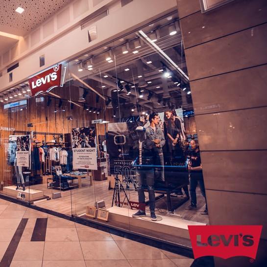 testErgo Store przygotowało outlet Levi'sa w Atenach