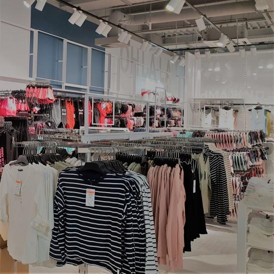 Aprojekt sklepu dla sieciówki sinsay