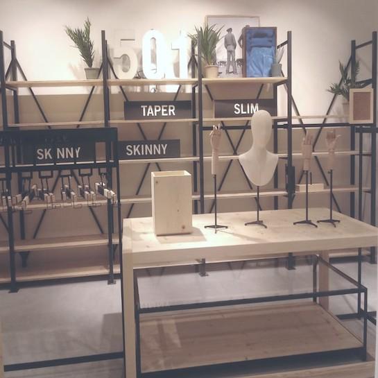 wyposażenie powierzchni sklepowych