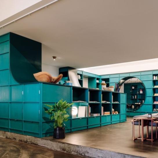 testSklep jak dom - jak architektura mieszkalna przeniknęła do wnętrza sklepów